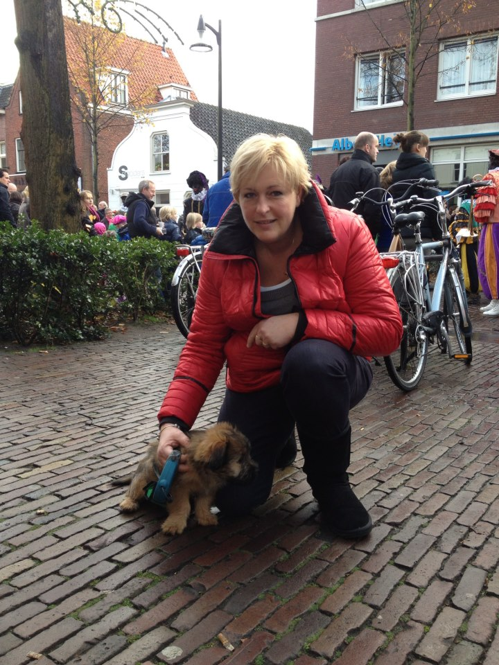 Yvonne van der Sterre Suka dec 2012
